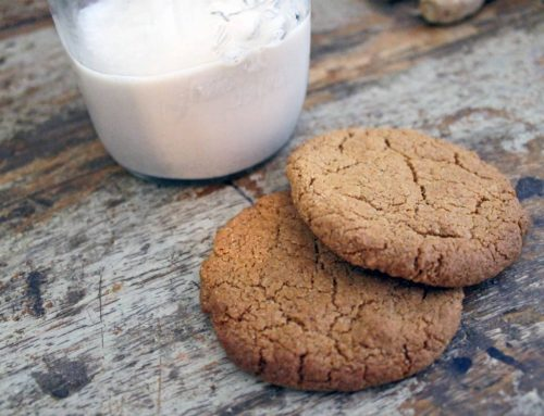 Gingernut Biscuits (Autoimmune Friendly)